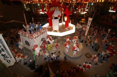 下呂温泉の祭り
