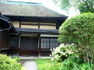 上山武家屋敷