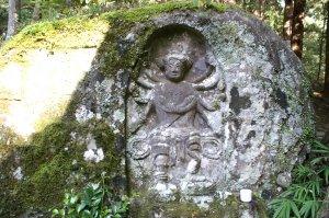 室生寺石仏