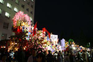 八戸 三社大祭 前夜祭