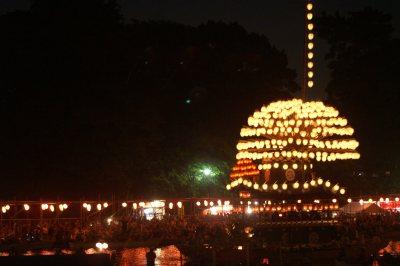 津島天王祭り