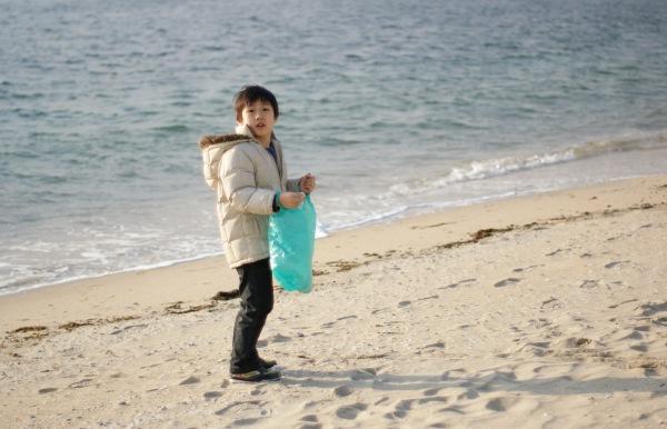 日間賀島サンセットビーチ
