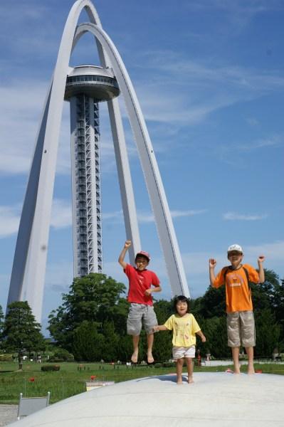 138タワーパークふわふわドーム