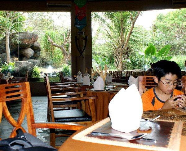 ライオンのレストラン