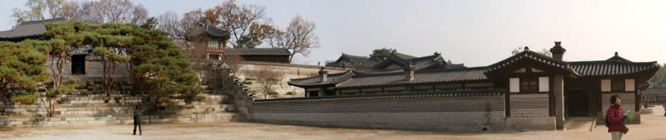 韓国ソウルの昌徳宮