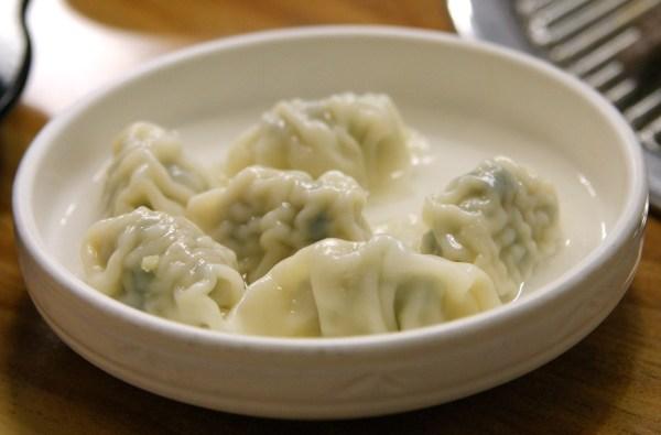 韓国風水餃子